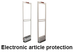 Electronic-article-protection