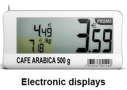 Electronic-displays