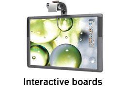 Interactive-boards