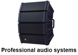 Professional-audio-systems