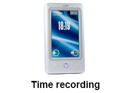 Time-recording