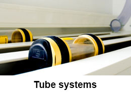 Tube-systems